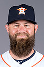 Portrait of Evan Gattis