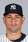 Portrait of Gary Sanchez