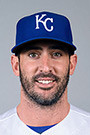 Portrait of Matt Harvey