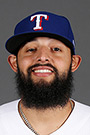 Portrait of Rougned Odor