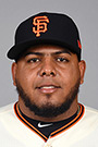 Portrait of Reyes Moronta