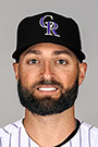 Portrait of Kevin Pillar
