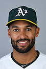 Portrait of Marcus Semien