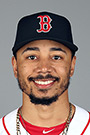 Portrait of Mookie Betts