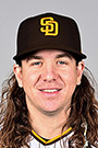 Portrait of Mike Clevinger