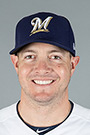 Portrait of Corey Knebel