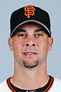 Portrait of Ryan Vogelsong