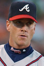 Portrait of Tom Glavine