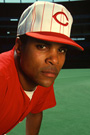 Portrait of Barry Larkin