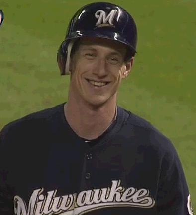 Counsell smile